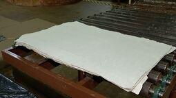 Palha da cana é usada para fabricar papel higiênico e guardanapo
