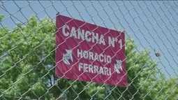 Futuro estádio do Lujan, time da série C do Argentino, vai levar nome do roupeiro
