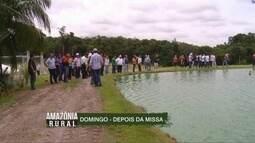 Confira os destaques do Amazônia Rural deste domingo (19)
