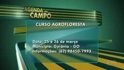 Confira a 'Agenda do Campo' para esta semana em Goiás