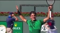 Federer admite surpresa com excelentes resultados no início da temporada