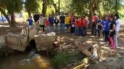 No Dia Mundial da Água, eventos de conscientização são realizados em Bauru e Botucatu