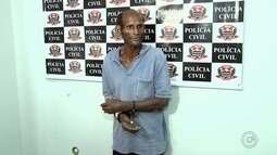 Suspeito de matar e acorrentar mulher recebe alta de hospital e é indiciado pelo crime