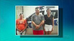 Três são detidos suspeitos de estelionato ao pedir dinheiro para falso tratamento de saúde