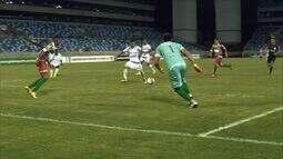 Veja os gols de Operário VG 0 x 3 Luverdense na Arena Pantanal