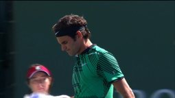 Masters 1000 - Indian Wells - Wawrinka x Federer - Final