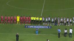 Botafogo-PB se despede da Copa do Nordeste com derrota para o América de Natal