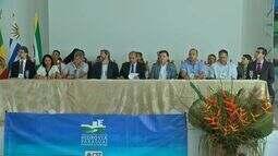 Funcionamento de hidrovia é discutido em Cáceres