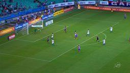 Em jogo sem pretensões, Fortaleza perde para o Bahia na despedida do Nordestão