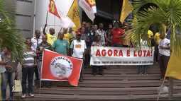 Aprovação do projeto que regulamenta a terceirização dos trabalhadores provoca protestos
