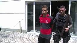 Cinco integrantes da torcida organizada do Flamengo são presos suspeitos de morte
