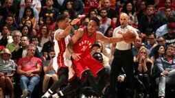 Melhores momentos: Toronto Raptors 101 x 84 Miami Heat pela NBA
