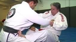 Conheça Julio Secco, faixa vermelha de Jiu-Jitsu