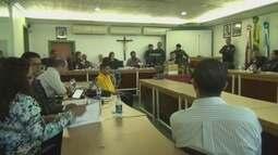 Acusados de assassinato de líder comunitária são julgados em Manacapuru, no AM