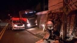 Roubo de carreta termina com morte de motorista em Jundiaí