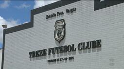 Torcedores comemoram 77 anos do Estádio Presidente Vargas