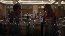Gilda sugere a Haroldo que os dois viajem para Recife