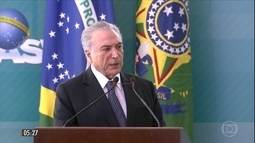 Governo se reúne em Brasília para tentar acelerar a Reforma da Previdência