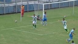 Com três gols de Hamilton, Manaus FC goleia o São Raimundo por 4 a 0