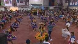 Abertura do Festival Folclórico da Liga das Quadrilhas é realizado no AM
