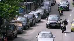 Veja as infrações de trânsito mais comuns no Rio