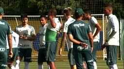 Palmeiras enfrenta Ponte Preta pelo último jogo da primeira fase do Paulistão