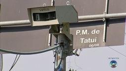 Câmeras de monitoramento e radares estão desligados em Tatuí