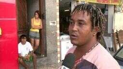 Comerciantes de Cachoeiro de mobilizam para encontrar família de morador de rua
