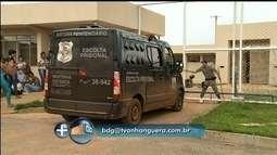 Superintendente de Administração Penitenciária fala sobre transferência de presos em Goiás