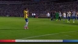 Alessandro Jodar explica comemorações de Neymar em referência ao Counter Striker