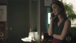 Júlia conta a Gui que Alex está vivo