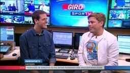 Presidente da Federação do Rio de Ginástica, Bruno Chateaubriand cria projeto de padrinhos