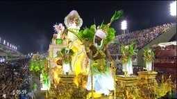 Nota de jurado causa mudança no resultado do Carnaval do RJ