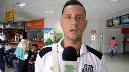 Balão Marabá fala sobre forte marcação para sair com a vitória contra o Paysandu