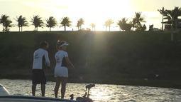 Grupo incentiva pesca esportiva no lago de Pedra do Cavalo, no interior baiano