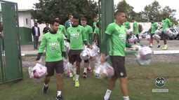Nação Coxa Branca - Projeto Social do Coxa fez ação especial de Páscoa para as crianças