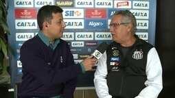 Diretor santista comenta declaração de Neymar sobre aniversário do clube