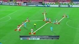 Marcelo Raed analisa o Santa Fe, adversário do Santos, e empate da Chape com Nacional-URU