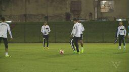 Santos enfrenta o Santa Fé pela Libertadores