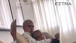 Youtuber revela romance de Isabella Santoni com Leonardo Picon