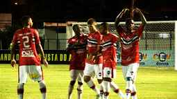 Os melhores momentos de River-PI 2 x 1 Flamengo-PI pelo Campeonato Piauiense