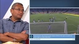 Comentaristas dizem que deu a lógica no duelo entre Fluminense e Goiás pela Copa do Brasil