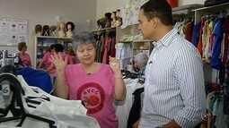 Mulher vence câncer por duas vezes e começa a ajudar outros pacientes