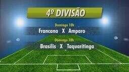 Veja os jogos dos times da região de Ribeirão Preto pelo Campeonato Paulista
