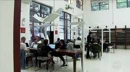 Biblioteca Mário de Andrade vai acabar com a leitura nas madrugadas