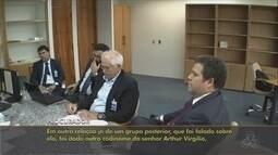 Delator cita pagamento de R$ 300 mil a Artur Neto em 2010