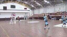 Santos sedia 15ª edição do Campeonato Brasileiro Master de Vôlei