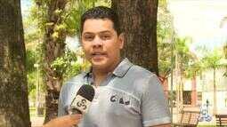 Repórter Júnia Vasconcelos fala sobre alimentação correta para quem vai fazer o concurso