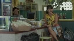 Edinalva diz para Abel que Ritinha se casou com Ruy