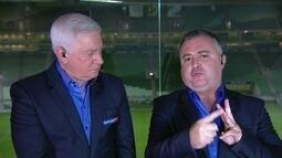 Eliminação não abala Palmeiras, diz Luiz Ademar